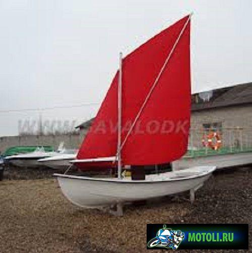 Лодка Sava Parus
