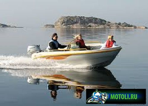 Лодка Terhi More Fun C