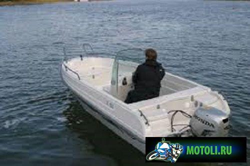 Лодка Terhi 475 Open FC