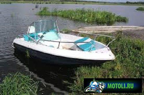 Лодка Стрингер 450