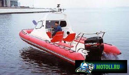 Лодка Стрингер 550