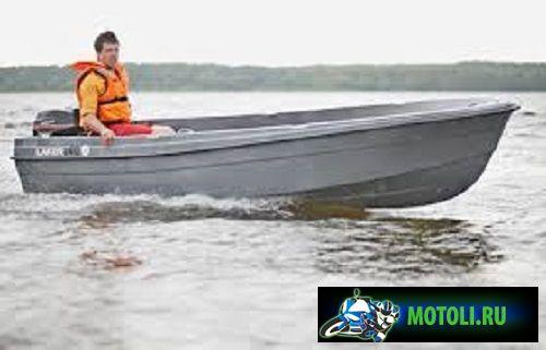 Лодка Laker V410