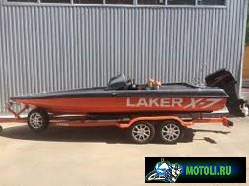 Лодка Laker X7