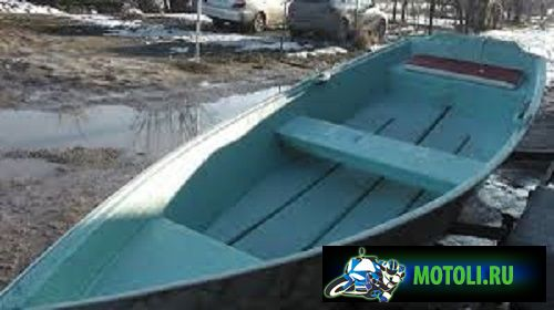 Лодка Мурка 3.6 С