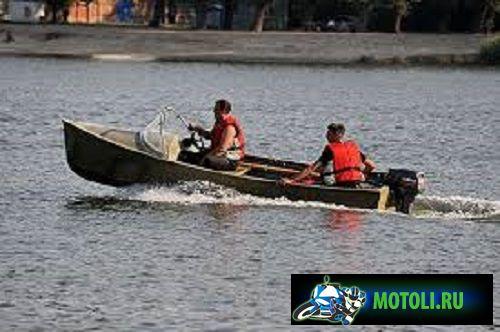 Лодка Комбат 4.3