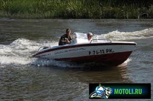 Лодка Дончак 4.7 VР