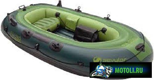 Надувные лодки Sevylor