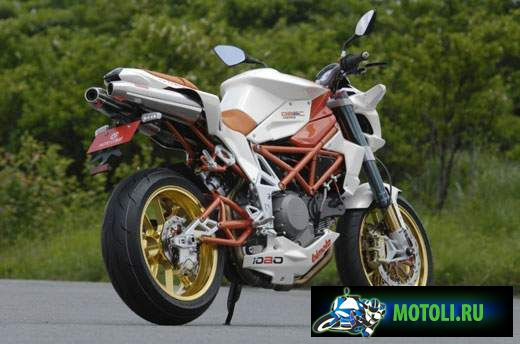 Bimota DB6C 1080 Limited Edition