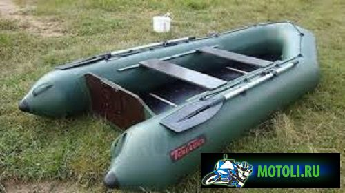 Лодки Тайга