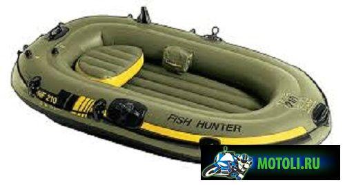 Надувная лодка Fish Hunter