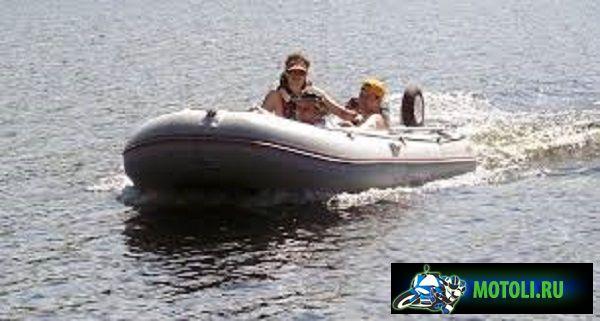 Надувные лодки Badger Sport Line