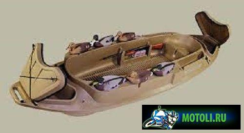 Надувные лодки Badger Beavertail