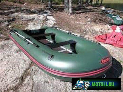Надувная лодка Akila Flint