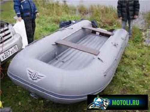 Надувная лодка Флагман 380 Игла