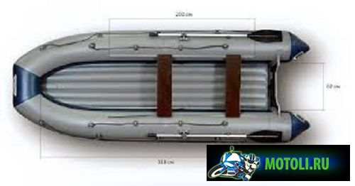 Лодка Флагман 420 Игла