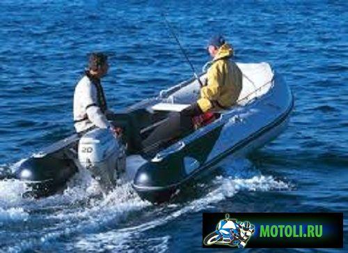 Надувная лодка Honwave Т 40
