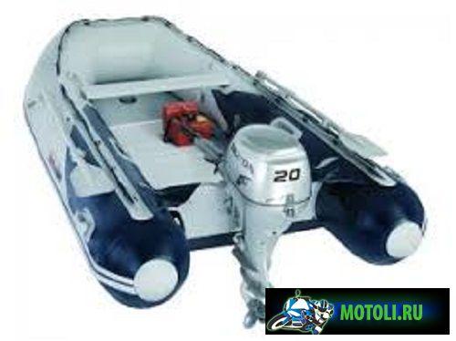 Надувная лодка Honwave Т 32