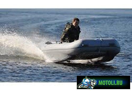 Лодка Ротан 380К