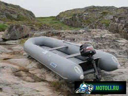 Лодка Ротан 380