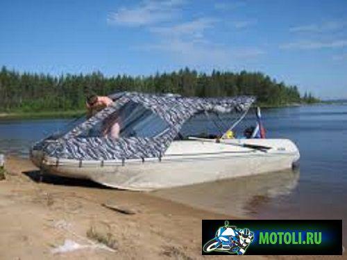 Лодка Ротан 520