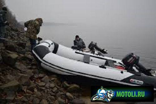Надувная моторная лодка Sun Marine Sky Series