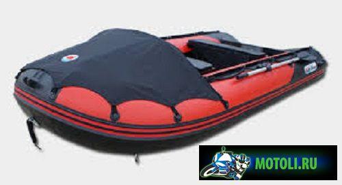 Надувная моторная лодка Sun Marine Compact Series