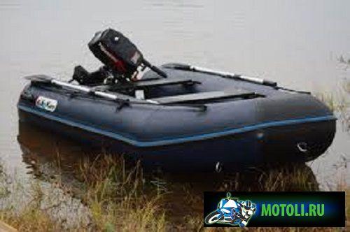 Надувная моторная лодка Sun Marine Fising Series