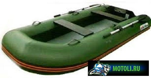 Надувная моторная лодка Sun Marine Econom Series