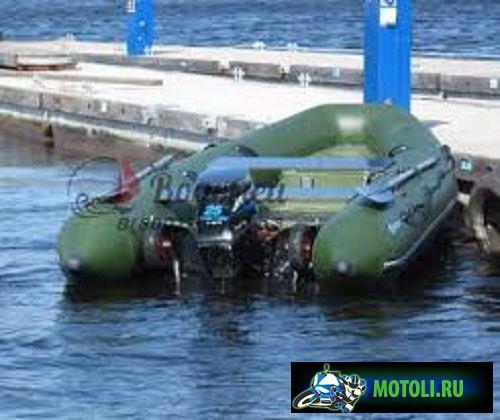 Лодка РИБ Скаут
