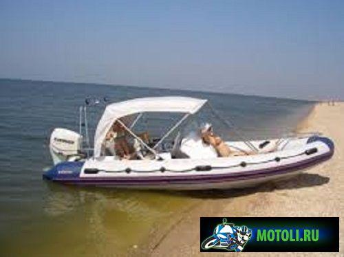 Лодка РИБ Буревестник 530