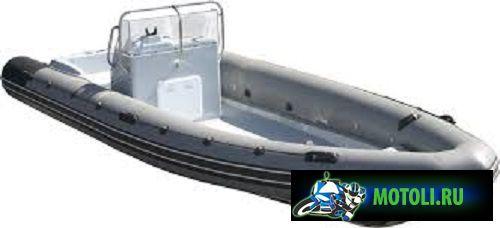 Лодка РИБ Буревестник 630