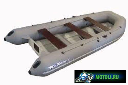 Лодка РиБ складная Winboat 430 СПРИНТ