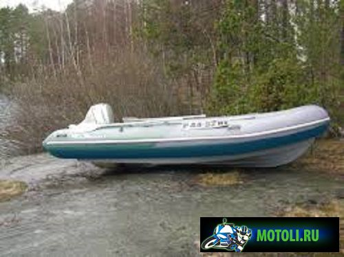 Лодка РИБ складная Winboat 440 PRO