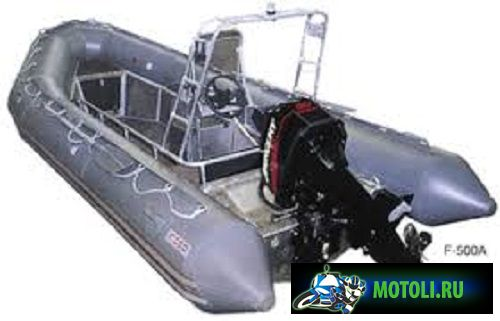 Лодка Риб Фаворит F500A