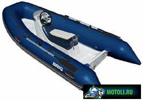 Надувная лодка Brig Falcon F360S