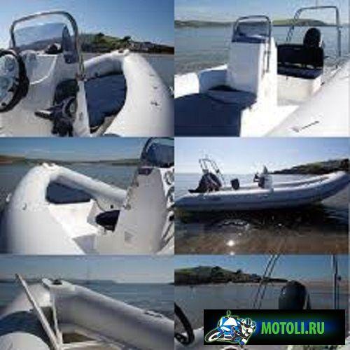 Надувная лодка Brig Falcon F500L