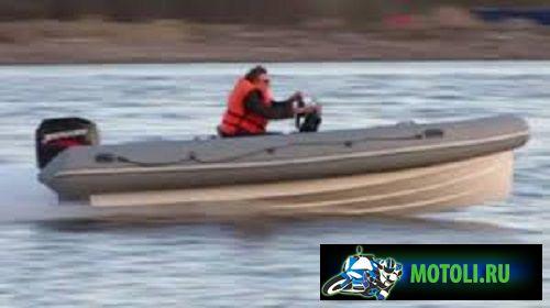 Риб Aqua boat 460
