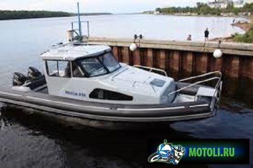 Лодки RIB 830В, 480В