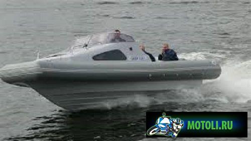 Лодка RIB 830А