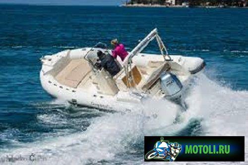 Лодка RIB 700