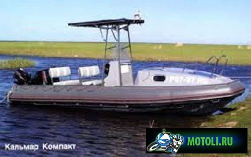 Лодка RIB 680