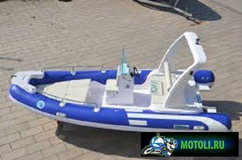 Лодка RIB 600