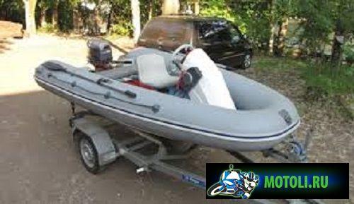 РИБ Aqua boat 330S