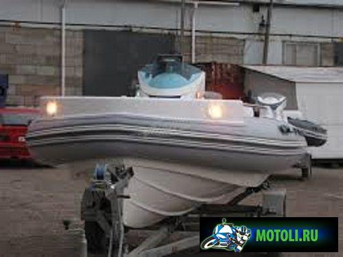 РИБ Aqua boat 480