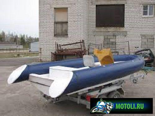 РИБ Aqua boat 550