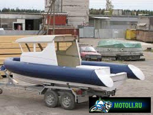 РИБ Aqua boat 600