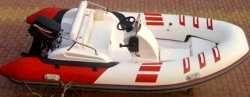 Лодки RIB 430А, 430В