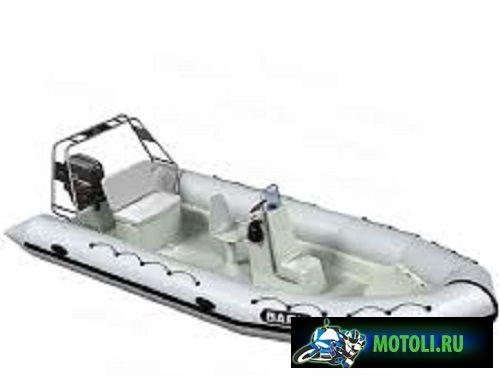 Лодка RIB 550