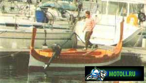 Лодочные моторы рабочих лодок