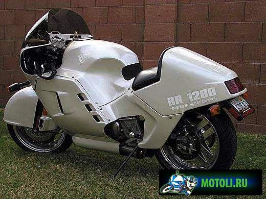 Buell RR1200 Battletwin